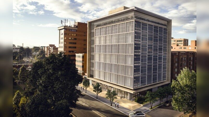 Ecotower 100 - Office - Lease