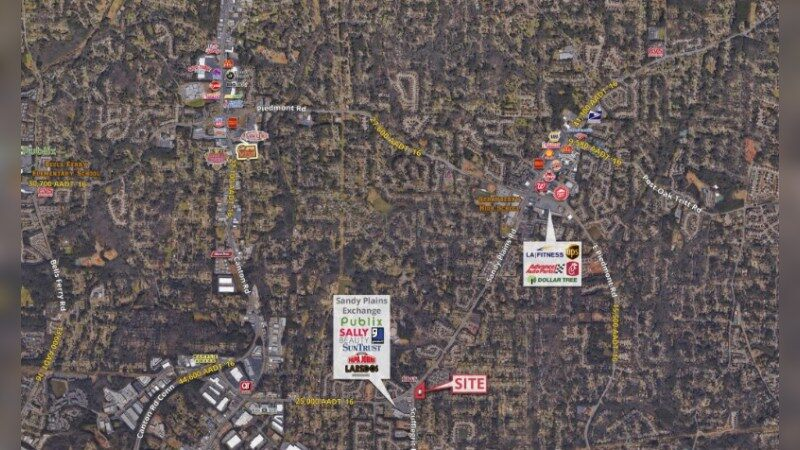 Walgreens 18137 - SANDY PLAINS ROAD - Marietta, GA - Retail - Lease