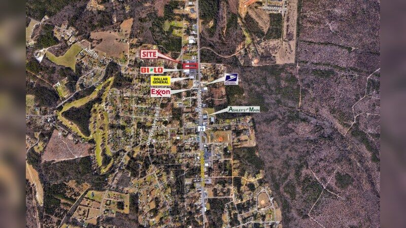 Walgreens 19198 - 605 MAIN ST N - New Ellenton, SC - Retail - Lease