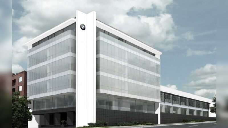 BMW Plaza - Oficinas en arriendo - Office - Lease