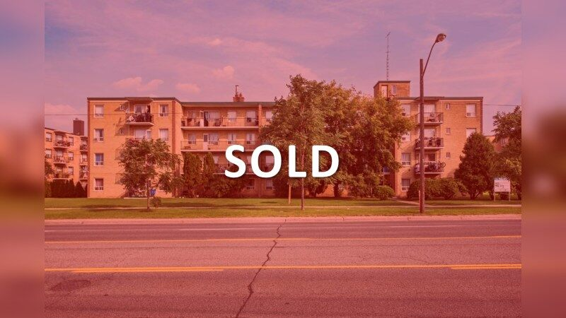 286 Finch Avenue West  - Multifamily - Sale