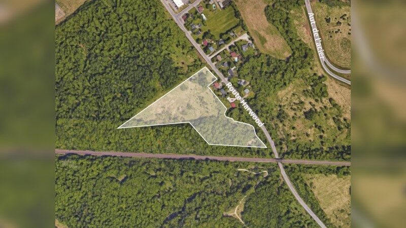 Route Harwood, Vaudreuil-Dorion - Land - Sale