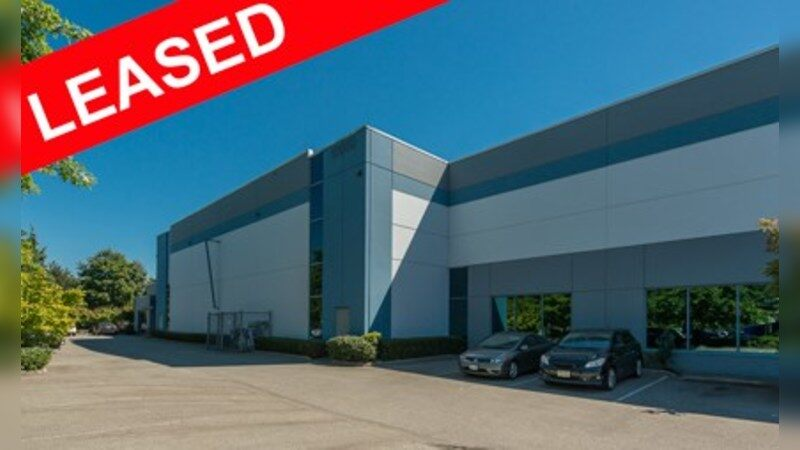 150 - 10050 River Way - Industrial - Lease