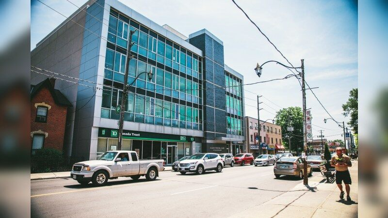 FOR SALE: TD Bank and Rexall Anchored Urban Investment Offering - Retail - Sale