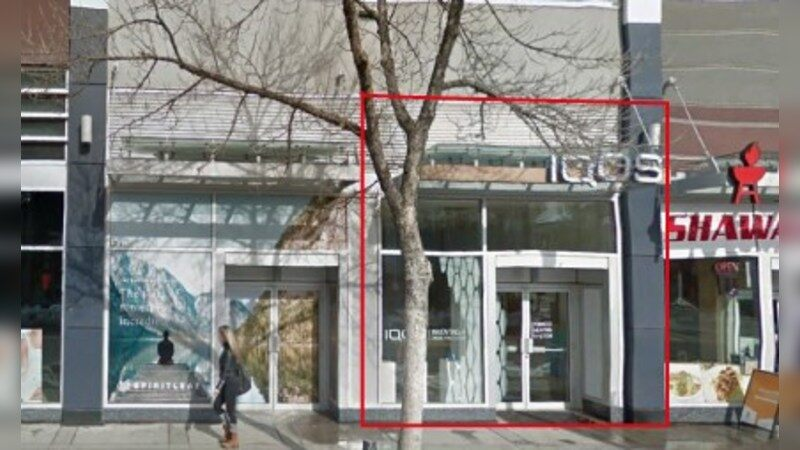 For Sublease - 17 Ave SW - Calgary - Retail - Sublease