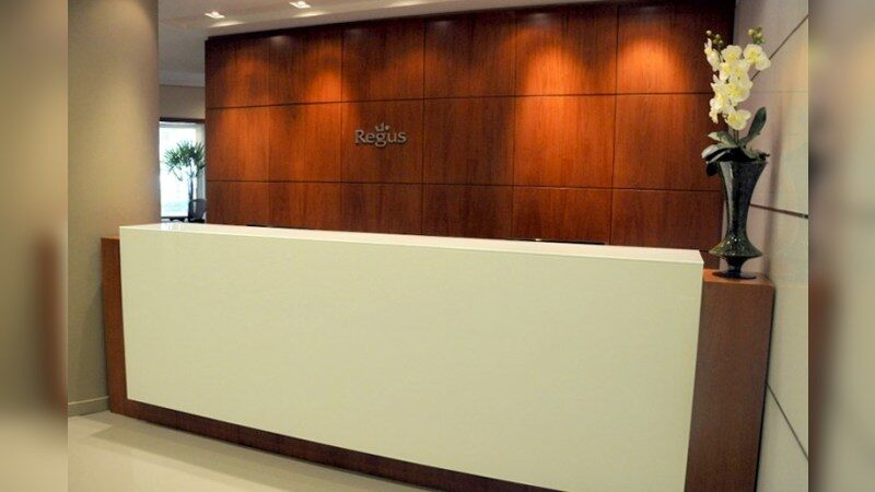 Amadeus Business Tower - Regus - Coworking - Lease