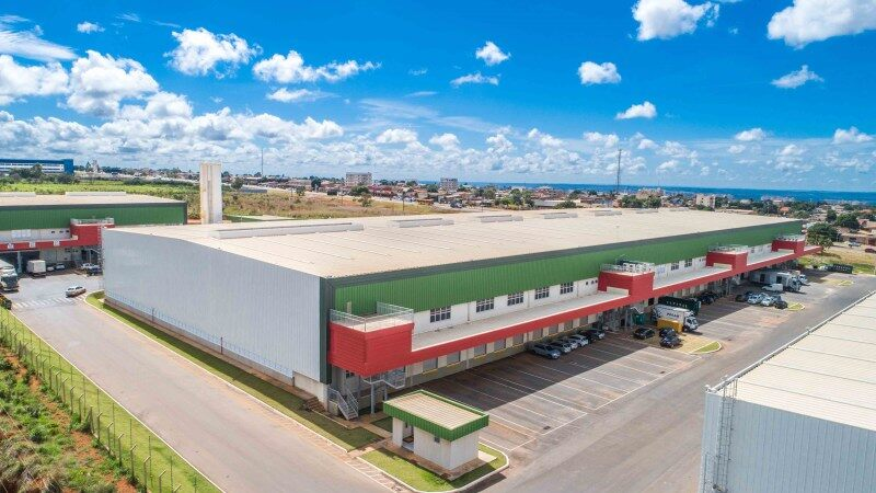 Santa Maria Business Park - Industrial - Lease