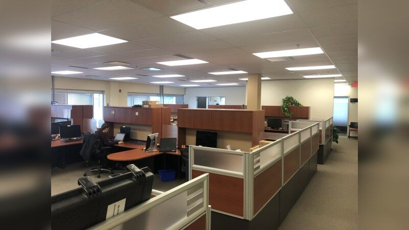 Mountain View Business Campus - Office - Sublease