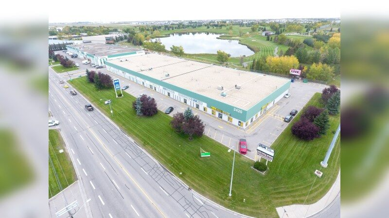 For Sublease - 3420 - 12 Street SE - Industrial - Sublease