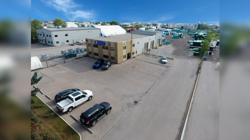 For Lease - 9616 - 40 Street SE - Industrial - Lease