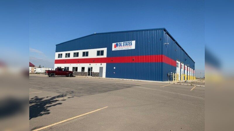 Former Oil States Facility - 9012 154 Avenue, Grande Prairie - Industrial - SaleLease