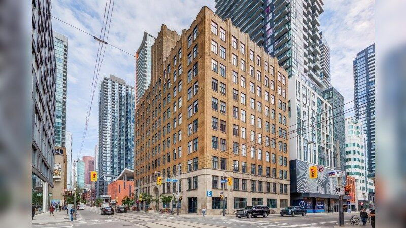 317 Adelaide Street West - Retail - Lease