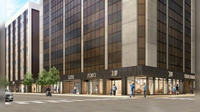 1235-1255 Bay Street - Retail - Lease