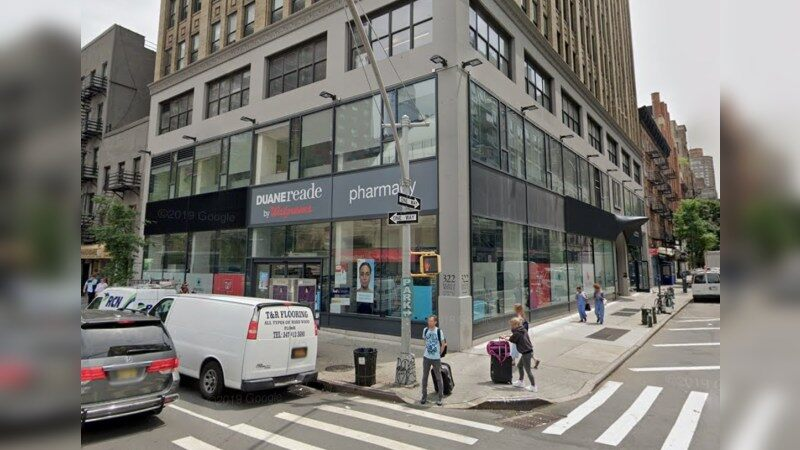 Walgreens 14186 - 8TH AVE - New York, NY - Retail - Lease