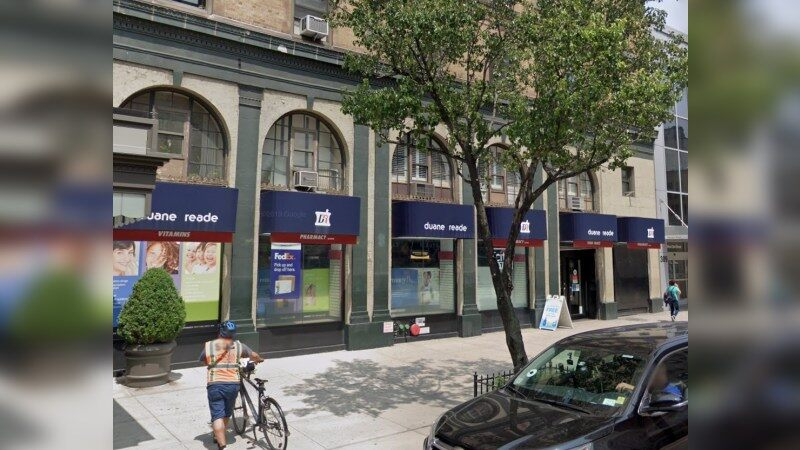 Walgreens 14383 - W 23RD ST - New York, NY - Retail - Lease