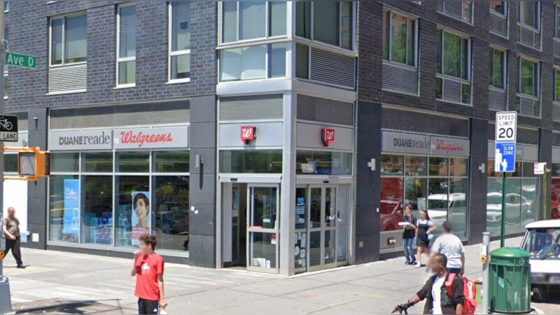 Walgreens 14501 - E 2ND ST - New York, NY - Retail - Lease