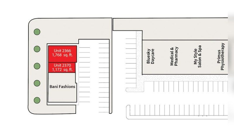 Mill Creek Centre - Retail - Lease