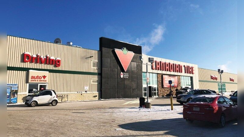 Former Canadian Tire - Retail - Lease