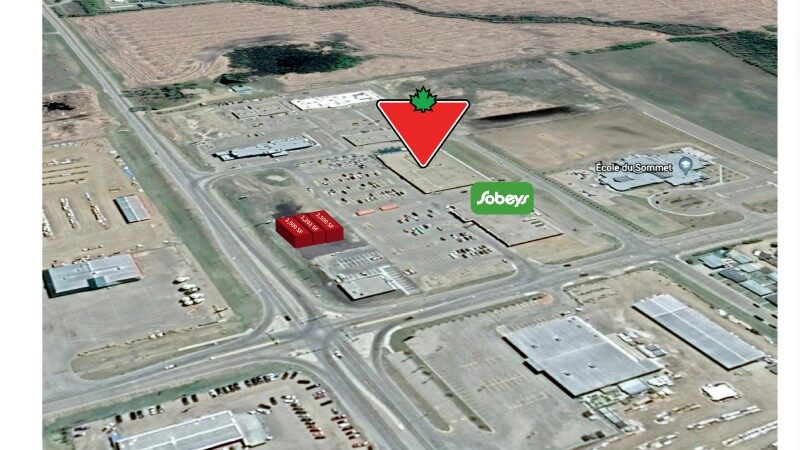 St. Paul CT Outparcel: 3929 49 Avenue - Retail - Lease