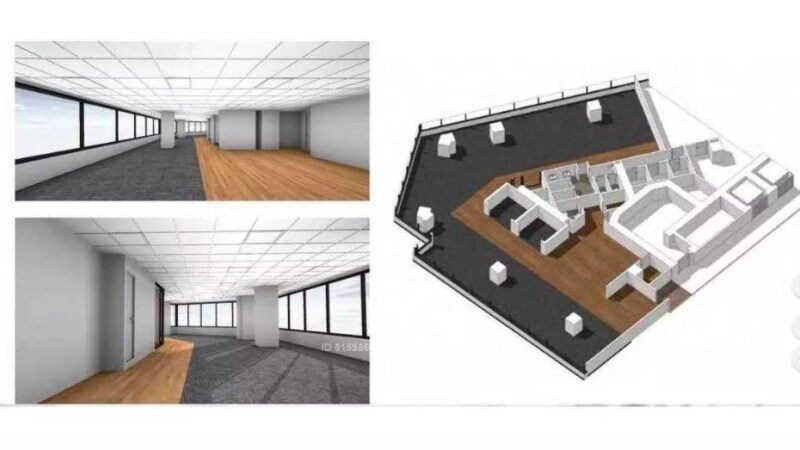 Metro Tobalaba - Office - Lease