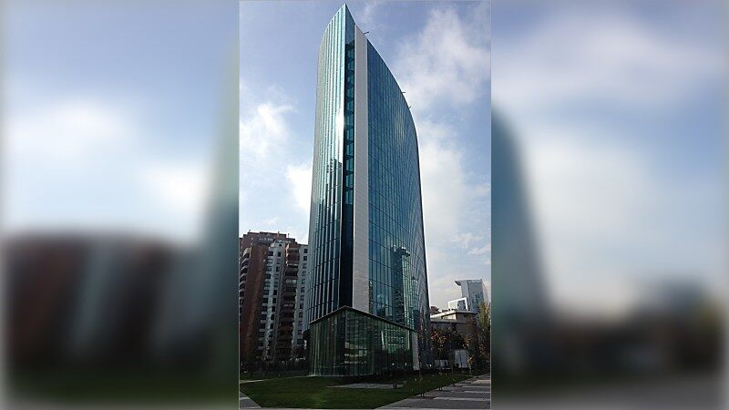Cerro El Plomo - Alonso de Cordova - Office - Lease