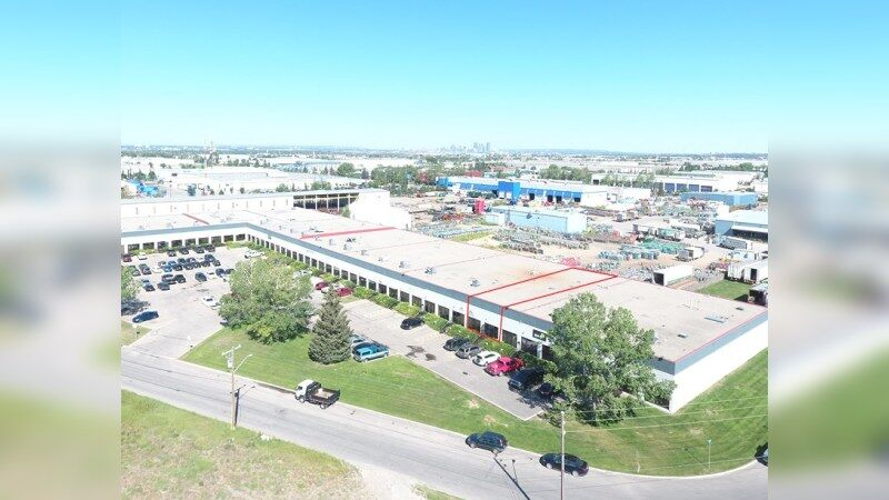 5170 & 5178 - 80 Avenue SE - Industrial - Sale