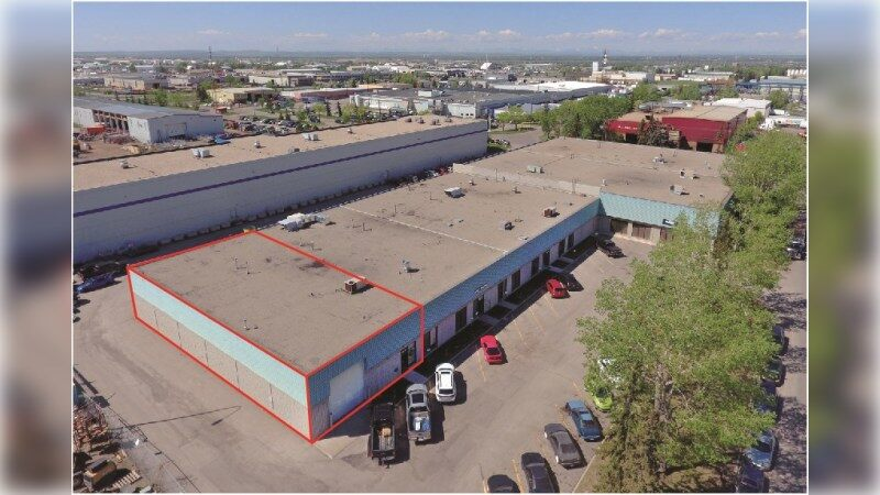 4929 - 77 Avenue SE - Industrial - Lease