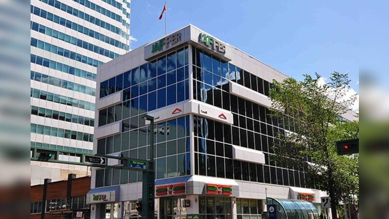 The Jaffer Building: 10355 Jasper Avenue - Office - Sublease
