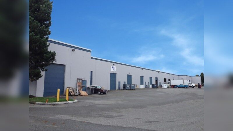 Units 112 & 113 - 590 Ebury Place, Delta - Industrial - Lease