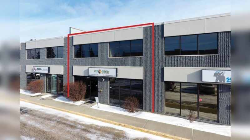 1815 - 27 Avenue NE, Unit 4 - Industrial - Lease