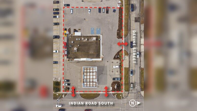 FOR SALE: 203 Indian Road South, Sarnia - Retail - Sale