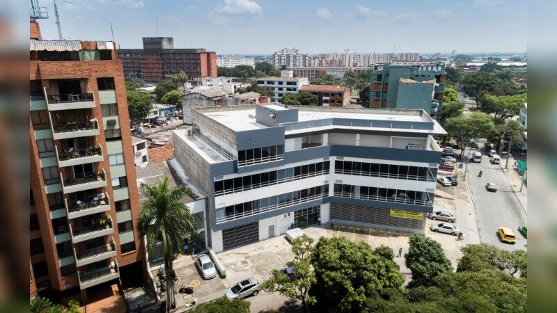 ZF Towers - Versalles - Office - Lease
