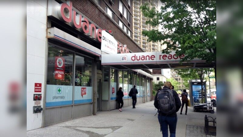 Walgreens 14208 - BROADWAY - New York, NY - Retail - Lease
