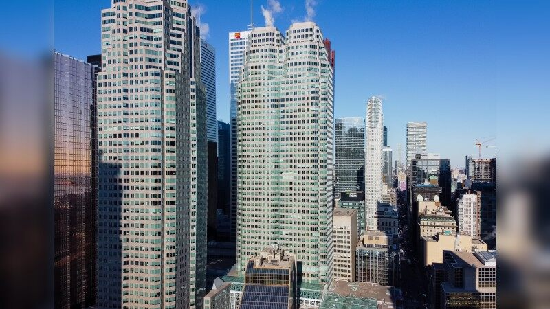 Office for Sublease in Toronto's Financial Core - Office - Sublease