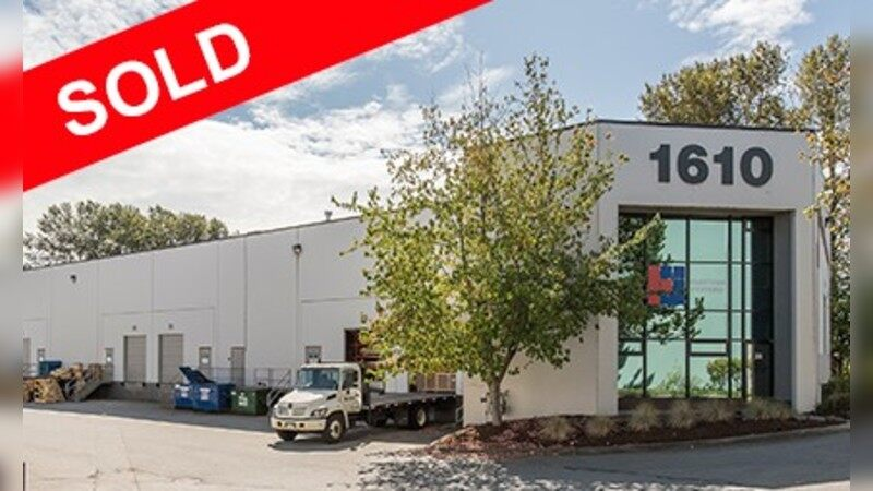 Annacis West Business Centre - Industrial - Sale