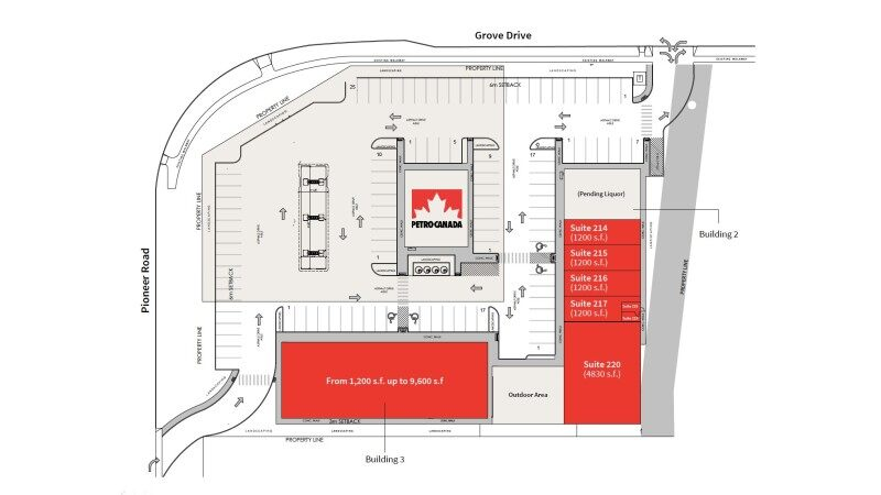 Pioneer Place - Spruce Grove (New Neighbourhood Retail) - Retail - Lease