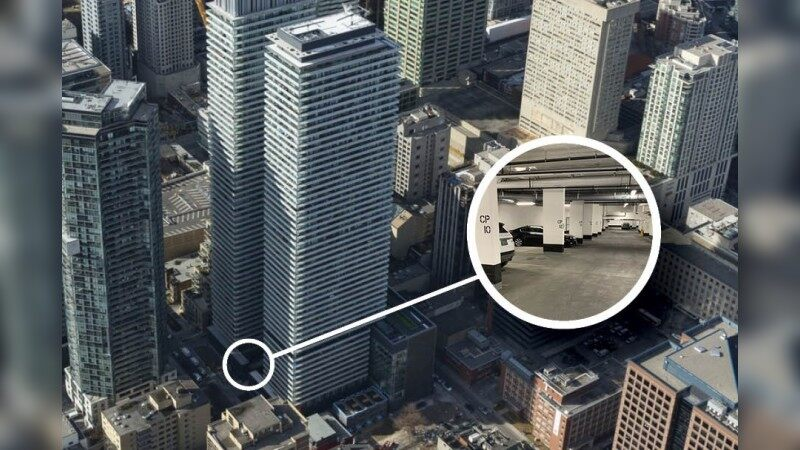 Yonge & Bloor Commercial Parking - Alternatives - Sale