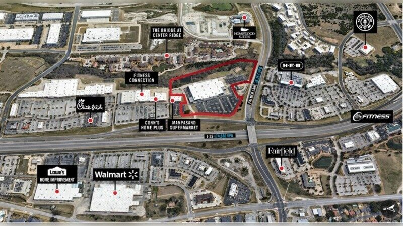 12625 N Interstate 35, N INTERSTATE 35 - Austin, TX - Retail - Lease