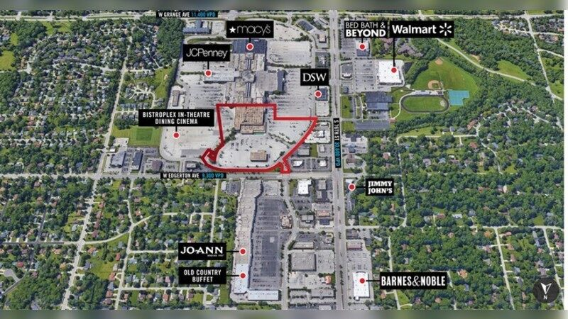 5200 S 76th St, S 76TH ST - Greendale, WI - Retail - Lease