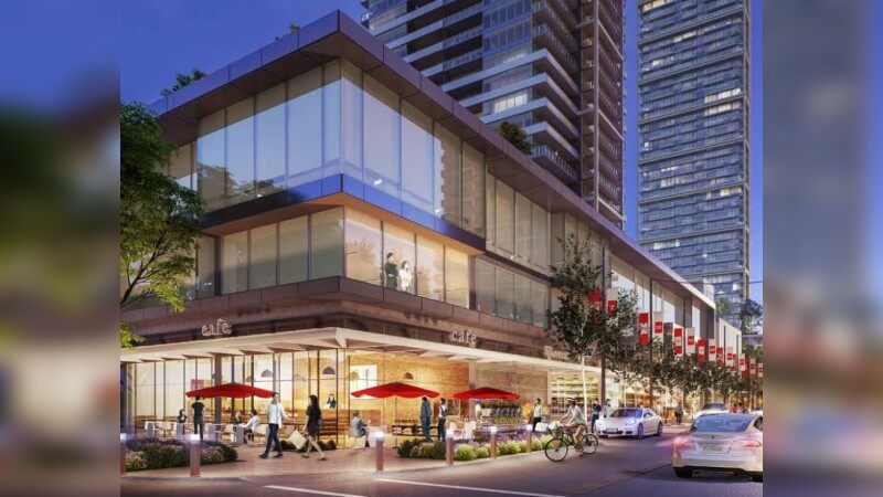 Station Square - Phase 5 - Office - Lease