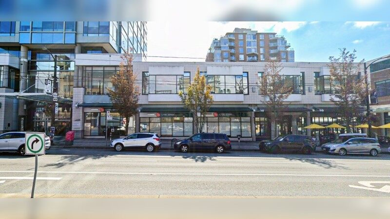 1518 West Broadway - Retail - Lease