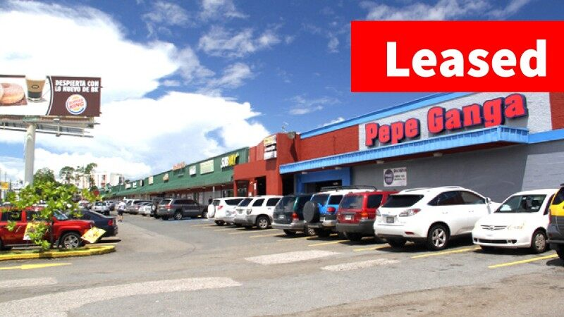 Santa Maria Shopping Center - Retail - Lease