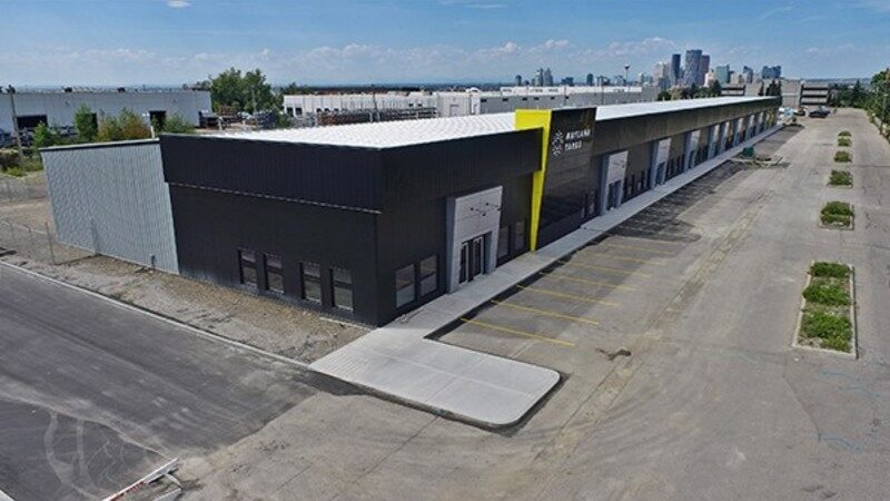 Mayland Place Small-bay Industrial Warehouse Condo Space - Industrial - Sale