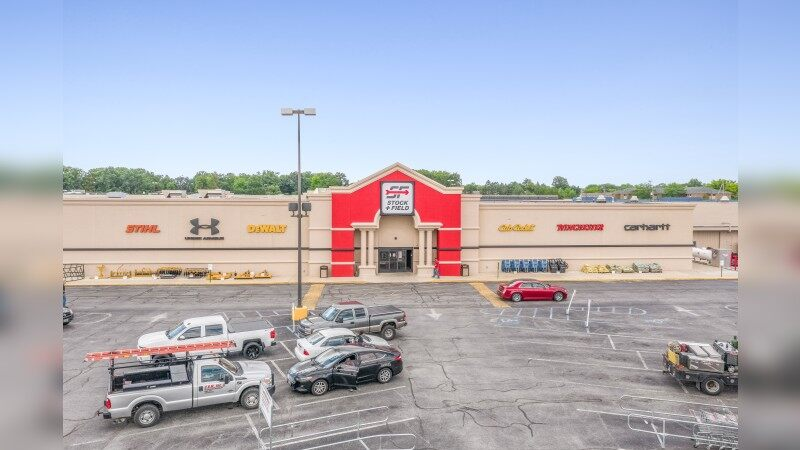Stock + Field - Findlay, OH - Retail - Sale