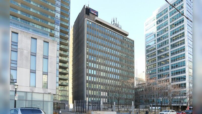Office for Sublease in Toronto - Office - Sublease