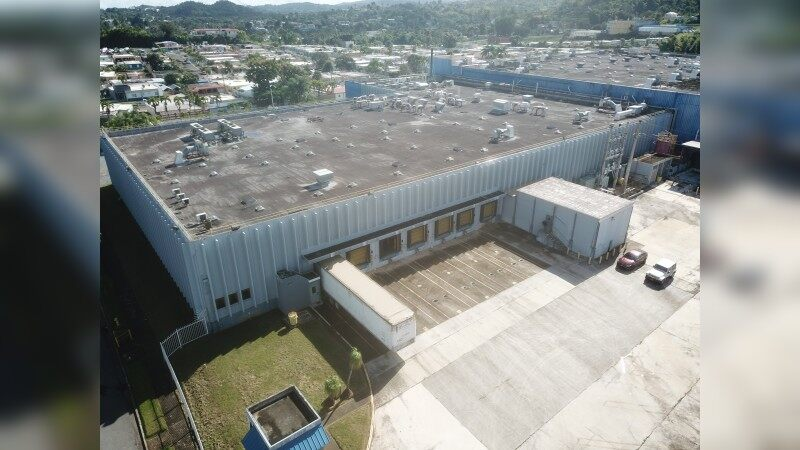 Building facility at Cidra - Industrial - Lease