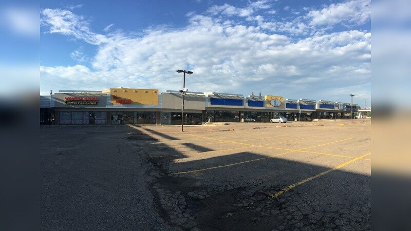 Centre 50 Shopping Centre (Canadian Tire Anchored Site) - Retail - Lease