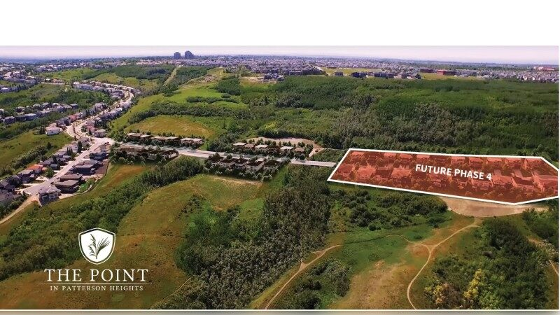 The Point In Patterson Heights - Land - Sale
