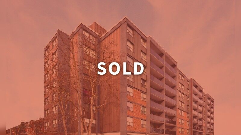 Hillview Towers - Multifamily - Sale