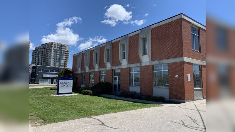Second Floor Office Space - Alternatives - Lease